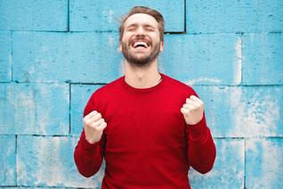 Klopf-Aupressur hilft Ihnen, negative Denkmuster und Glaubenssätze aufzulösen