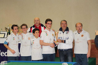 Il Messina Table Soccer finalista del GP