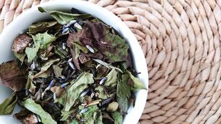 ©Asthéya, thé blanc, un concentré d'antioxydants