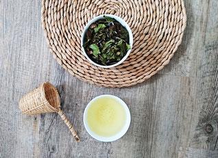 ©Asthéya, thé blanc un véritable élixir de jeunesse