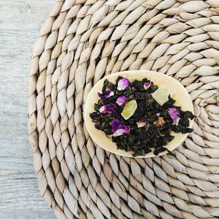 ©Asthéya, thé Wu-Long, le thé détox