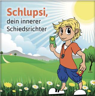 Titelbild Schlupsi®, dein innerer Schiedsrichter