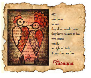 poetry tatsiana art crimson sketches 12 heart birds love free