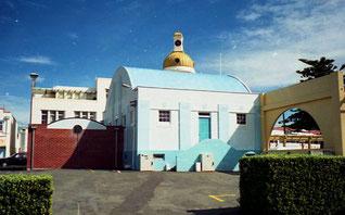 Napier, ein architektonisches Denkmal des Art Decors