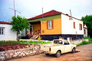 das gelbe Haus von Mirko
