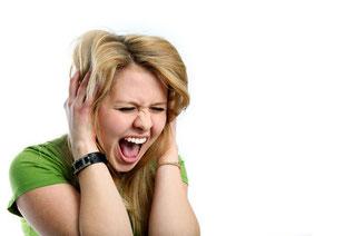 Rückenschmerzen, Allergien bekämpfen
