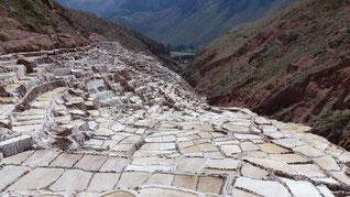 Salinas de Maras, Cusco, Pérou