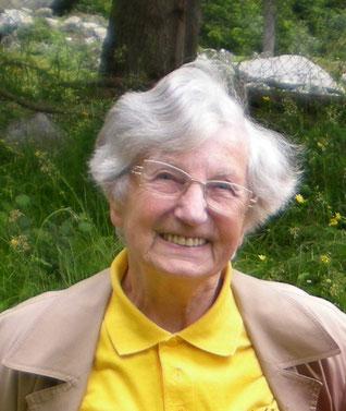 Sigrid Tschinder † 28.11.2020
