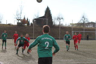 TSV Heiligenrode II SG Dennhausen/Dörnhagen