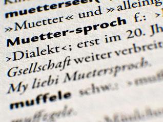Dialekte im Radio-Hörspiel. Foto: Tobias Kleinschmidt/Archiv
