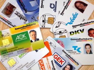 Derzeit erheben die Kassen Zusatzbeiträge bis zu 1,2 Prozent. Foto: Harald Tittel/Archiv