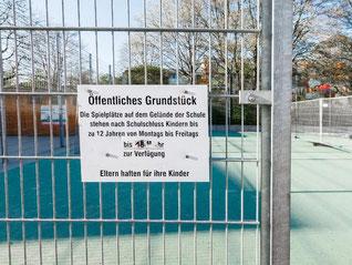 Der Bundesgerichtshof (BGH) hält eine Mietminderung wegen Bolzplatz-Lärm nicht automatisch für zulässig. Foto: Markus Scholz