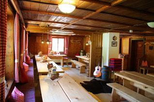 Die Füssener Hütte in Tirol