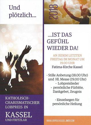 Fatima Kirche Kassel; Memelweg 19; 34131 Kassel-Wilhelmshöhe