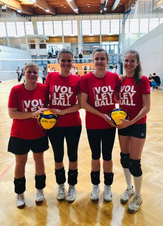 Weibliche Teilnehmerinnen von GSBV Halle/Saale