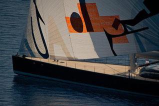Segelyacht Aglia