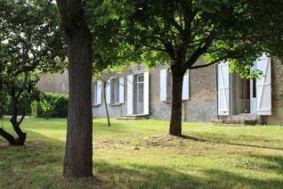 Séjour auprès du château- Château de Saveilles - Saveille - Visite de château groupe - Visite château en famille - Journées du patrimoine