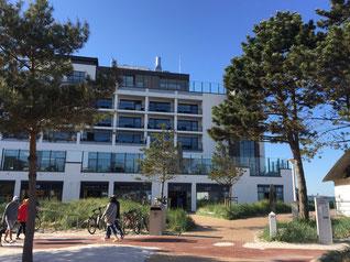Das moderne Bayside Hotel