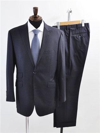バーバリーブラックレーベルのスーツをお買取