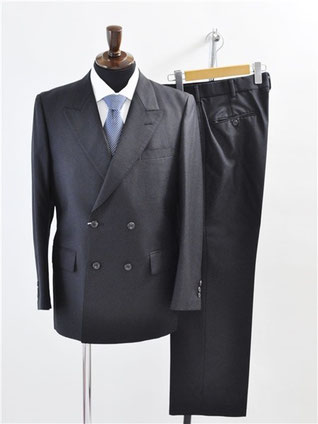 Jプレスのダブルスーツをお買取