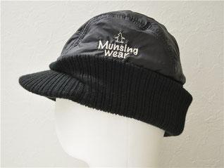 マンシングウエア帽子お買取