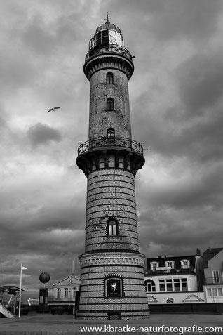 Leuchtturm in Warnemünde