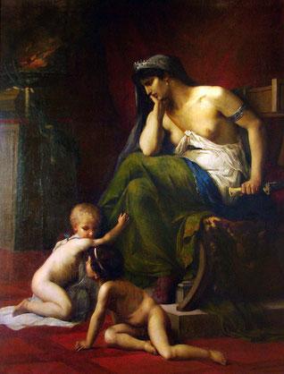 "Henri Klagmann, ""Medea"""