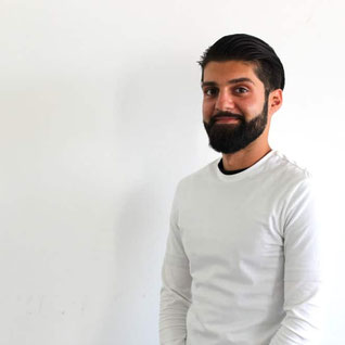 Khaled Hakimi - examinierter Altenpfleger