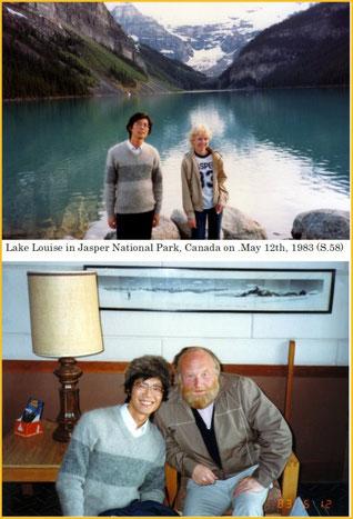 Lake Louise 1983.June 12th