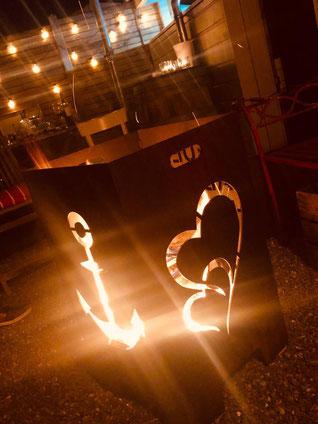 metalfisters Fire ton große Feuertonne individuell gestaltet