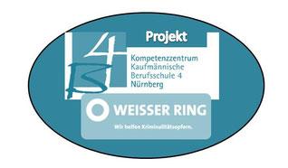 Logo Projekt Weisser Ring