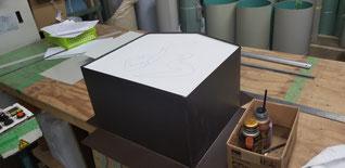 自棟包みといわれる箱