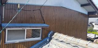 壁補修が完了した。