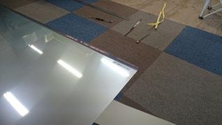 厚さ0.8のステンレスの平板 長方形