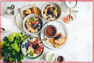 El poder del desayuno