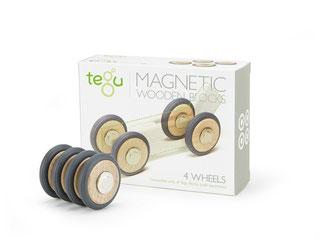 Tegu Pocket Pouch Magnetbausteine Holzbausteine Fair Trade - zuckerfrei   Kids Concept Store