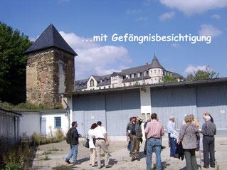 Gefängnisbesichtigung Schloßberg