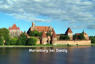 Marienburg bei Danzig