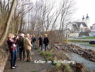 Keller im Schlossberg Plauen