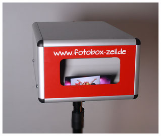 Fotobox Drucker