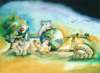Gemälde von Madeleine Tuttle