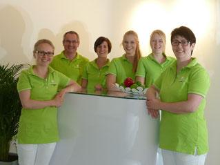 Parodontalbehandlung ist Teamarbeit