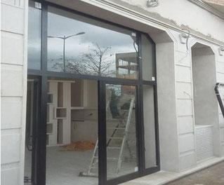 fenêtre aluminium maroc