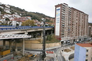 Estado actual del emplazamiento de Uribarri