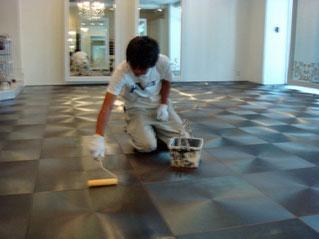 タイルバリア AQシールド 塗装 塗料 塗装工事 外壁塗装 屋根塗装 防水工事 改修工事 塗料