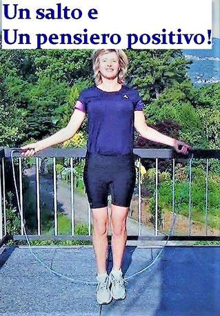 saltare la corda Irina Reylander Motivazione