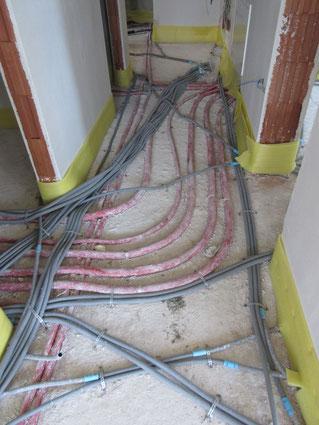 Kabelsalat am Himmelreichweg, Reiter GmbH - energiebaumeister.at