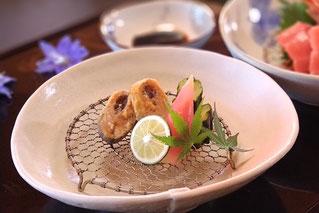 天然あゆ料理専門店夏の美味しい料理鮎料理天然香魚鮎づくし