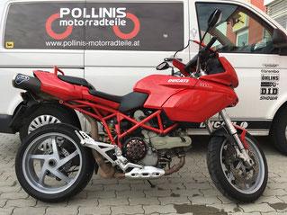 Ducati Multistrada Bj2003 mit 26800km