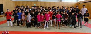 奈良市 キックボクシング 空手 格闘技